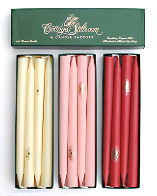 Beeswax Taper Candles for Sale