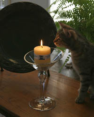 Beeswax Column Candles for Sale